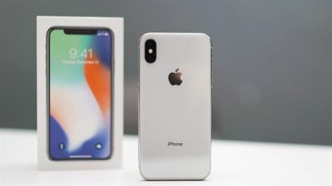 Giá iPhone X trong nước 'nhảy múa'