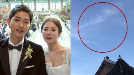 Một người Việt bị bắt vì sử dụng flycam tại đám cưới của Song Joong Ki - Song Hye Kyo