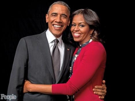 Phu nhân Michelle Obama sợ chồng... thiếu bạn để tâm giao