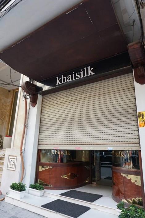 Phó Thủ tướng yêu cầu làm rõ vụ việc Khaisilk bán khăn lụa 'made in China'