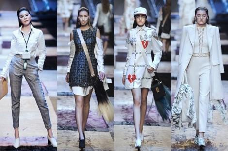 Điểm nhấn ấn tượng tại Tuần lễ thời trang Việt Nam 2017