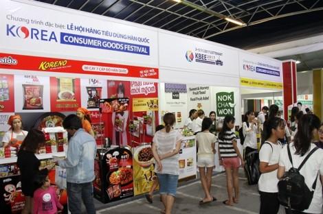 Tưng bừng lễ hội tiêu dùng Hàn Quốc tại LOTTE Mart Quận 7