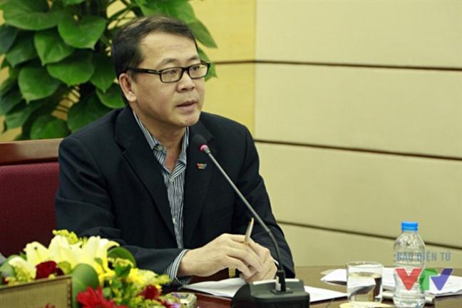 VTV noi gi khi van truyen hinh truc tiep 'Hoa hau Hoan vu Viet Nam 2017' luc ca nuoc dau long vi bao lu?