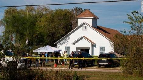 Nhân chứng kể lại vụ xả súng kinh hoàng tại nhà thờ Mỹ