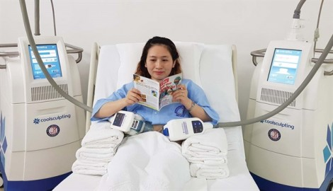 Bước tiến trong điều trị 'đông hủy mỡ' làm thon gọn cơ thể