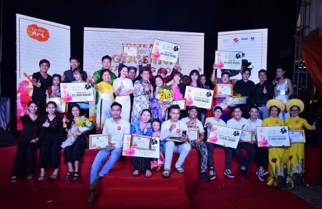 Thanh Thúy, Minh Nhí, Đan Trường bất ngờ tái ngộ tại cuộc thi 'Gia đình tài năng 2017'