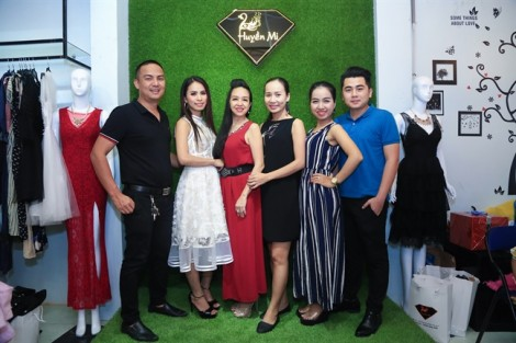 Siêu khuyến mãi dịp khai trương Shop thời trang Huyền Mi
