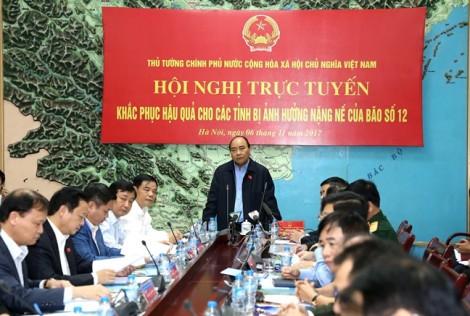 Khánh Hòa đề nghị hỗ trợ 1.155 tỷ đồng, 25.000 tấn gạo và... gạch ngói sau bão
