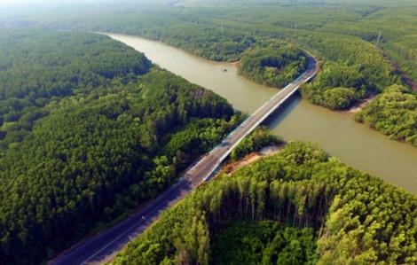 Không mở rộng đường Rừng Sác để bảo vệ khu dự trữ sinh quyển Cần Giờ