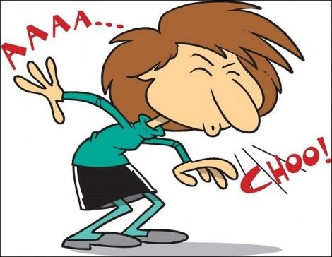 Nhịn hắt hơi có nguy hiểm không?