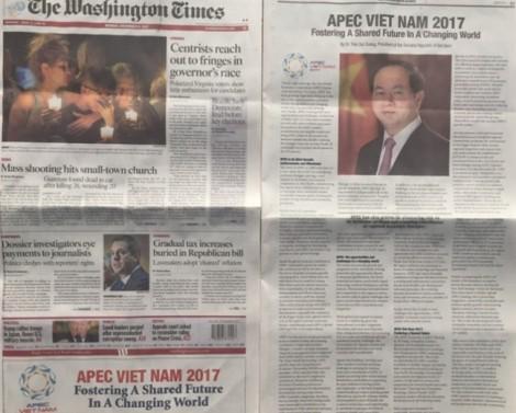 APEC 2017: Việt Nam tái khẳng định chính sách đối ngoại đa dạng hóa, đa phương hóa