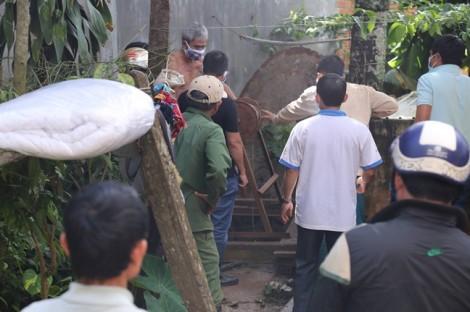 Kinh hoàng phát hiện thi thể một người phụ nữ đang phân hủy dưới giếng