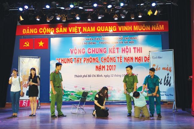 TP.HCM: Xu phat hon 5 ty dong cac co so kinh doanh dich vu vi pham