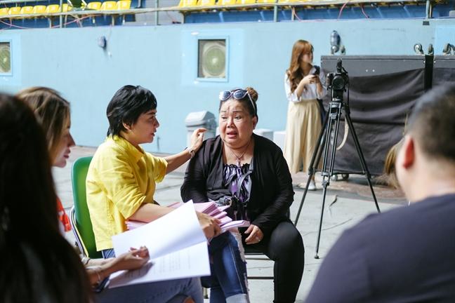 Nguyen Chanh Tin lo lang khi tro lai san khau