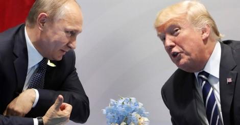 Tổng thống Putin sẵn sàng gặp Tổng thống Trump bên lề APEC 2017