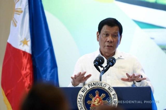 APEC 2017: Tong thong Philippines mong doi su phat trien khoi thinh vuong chung