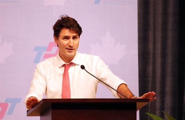 Thu tuong Canada Justin Trudeau: Kho khan cuoc song nhu thu thach cua mon quyen Anh