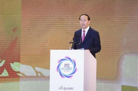 APEC CEO Summit 2017 đánh dấu sự đồng thuận lịch sử cách mạng 4.0