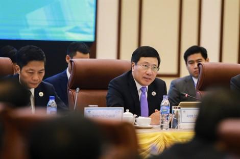Bộ trưởng kinh tế các nước tiếp tục họp bàn trong khuôn khổ APEC 2017