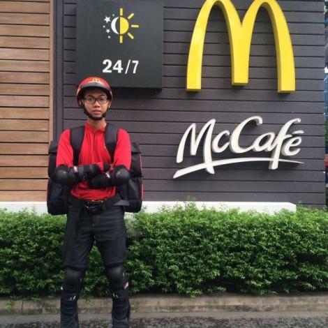 McDonald's Việt Nam ra mắt dịch vụ giao hàng McDelivery