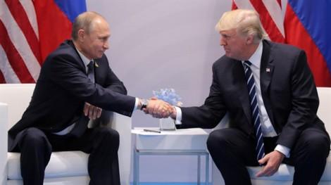 Tổng thống Putin sẽ gặp Tổng thống Trump bên lề APEC 2017 vào ngày mai