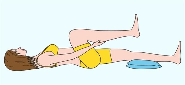 Phuong phap massage giup thon gon vong eo chi voi  5 phut moi ngay