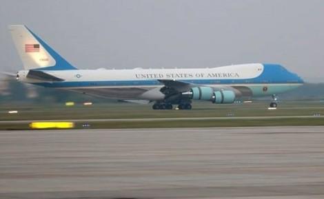 Tổng thống Mỹ Donald Trump đã đến Hà Nội