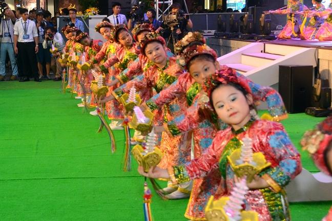 'Le hoi Van hoa the gioi TP.HCM - Gyeongju' 2017 du kien thu hut 800.000 luot khach