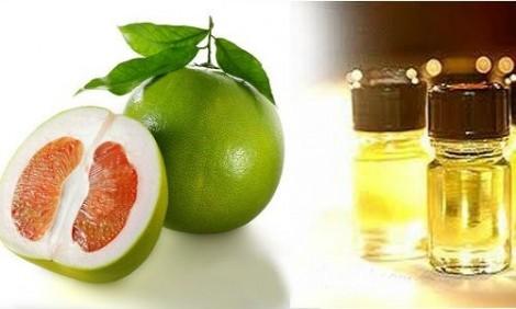 Cách làm tinh dầu bưởi dưỡng tóc đơn giản tại nhà
