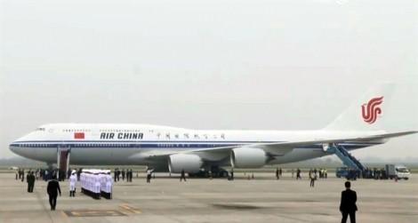 Chủ tịch Trung Quốc Tập Cận Bình đến Hà Nội, thăm chính thức Việt Nam trong hai ngày