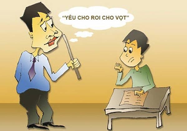 Day hoc bang don roi trong truong pho thong