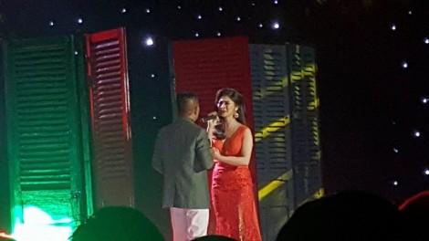 Á hậu Hà Thu đăng quang ngôi vị quán quân 'Tình bolero 2017'