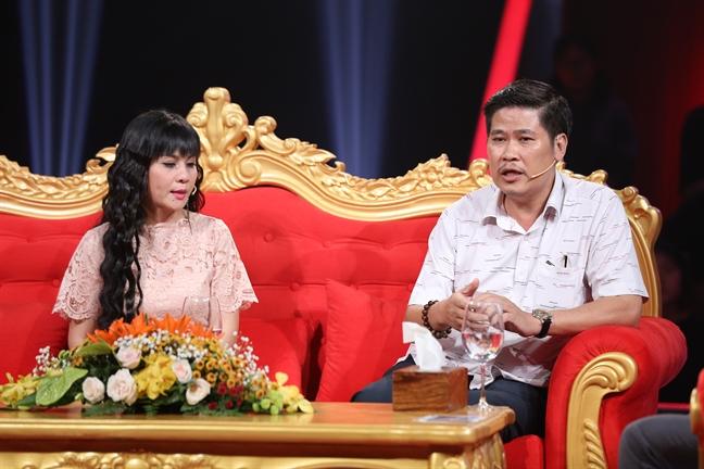 Phuoc Sang ke chuyen tra no thay cho gia dinh Cat Phuong