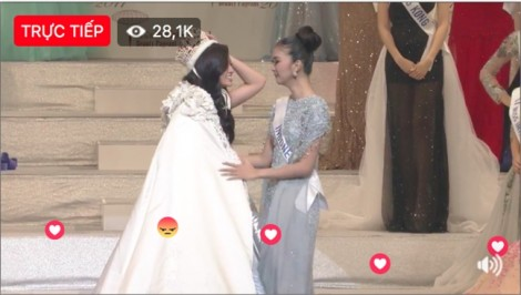 Đại diện Indonesia đăng quang, Thuỳ Dung trượt top 15 'Hoa hậu quốc tế 2017'