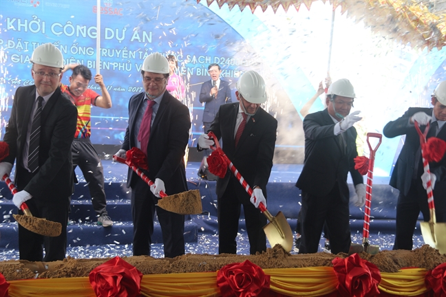 3.400 ty dong lam duong ong 'khung' ve khu trung tam thanh pho