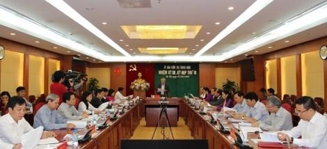 Ủy ban Kiểm tra Trung ương kỷ luật hàng loạt  cán bộ cấp cao