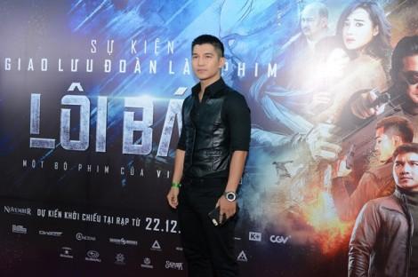 Victor Vũ: Các phim trước đây của tôi cũng bị tung lên mạng