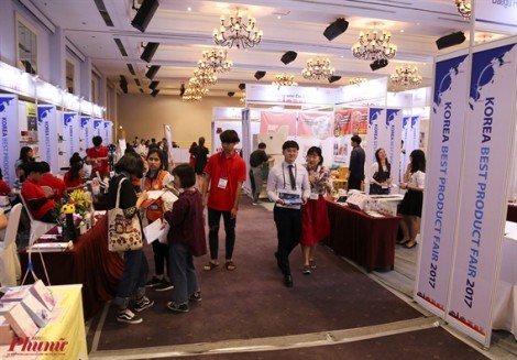 Nhiều đặc sản Hàn Quốc xuất hiện tại triển lãm sản phẩm cao cấp tỉnh Gyeongsangbuk-do