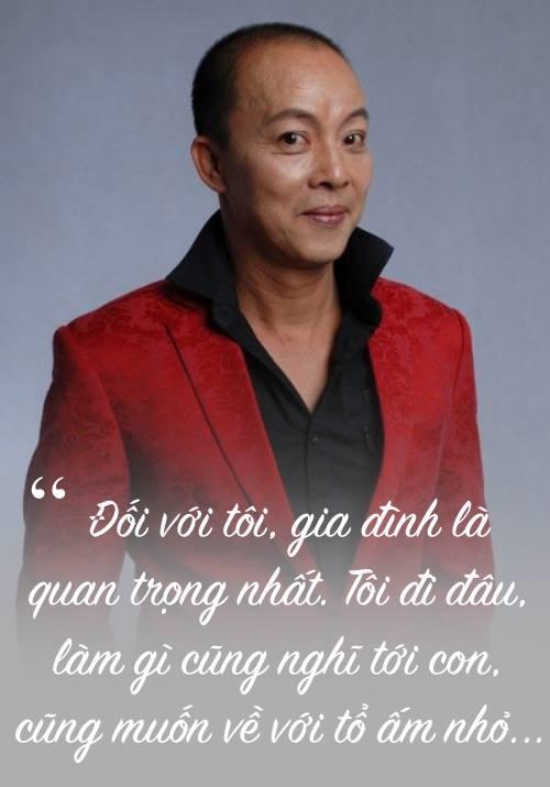 Nghe si Duc Hai: 'Cha hieu sao nghe si cu di khoc loc tham thiet ke ve doi tu'