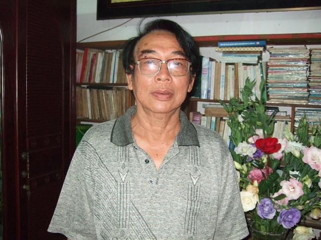 Nha giao uu tu Truong Tham: Mong manh mot thoang huong quynh...