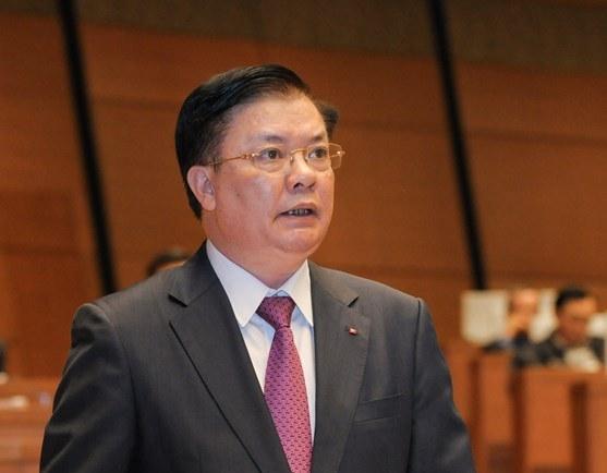 Pho Thu tuong Vuong Dinh Hue: Chinh phu noi khong voi tang xin tran no cong