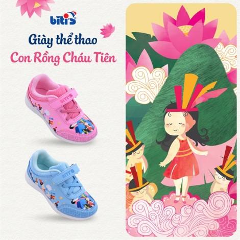 Sau 'Con Rồng Cháu Tiên', BITI'S tiếp tục phát triển dòng sản phẩm văn hóa dân gian cho bé