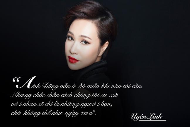 Uyen Linh: 'Chia tay nhung Dung Da Lat van o do, bat cu khi nao toi can'