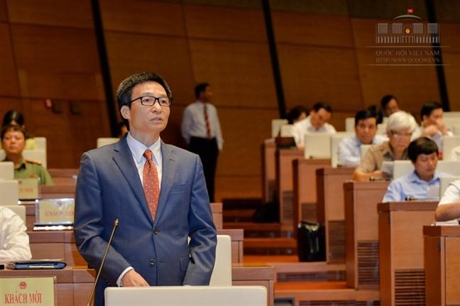 Pho thu tuong Vu Duc Dam: Nguoi Viet qua 'de dai' dung cong nghe thong tin