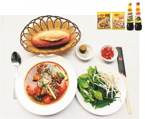 Bài tham gia cuộc thi nấu ăn chủ đề 'Bếp ấm - Nhà vui' - Tuần 5