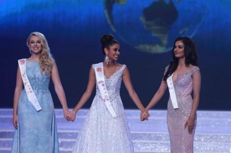 Đỗ Mỹ Linh không vào được top 15, Ấn Độ lên ngôi Hoa hậu Thế giới 2017