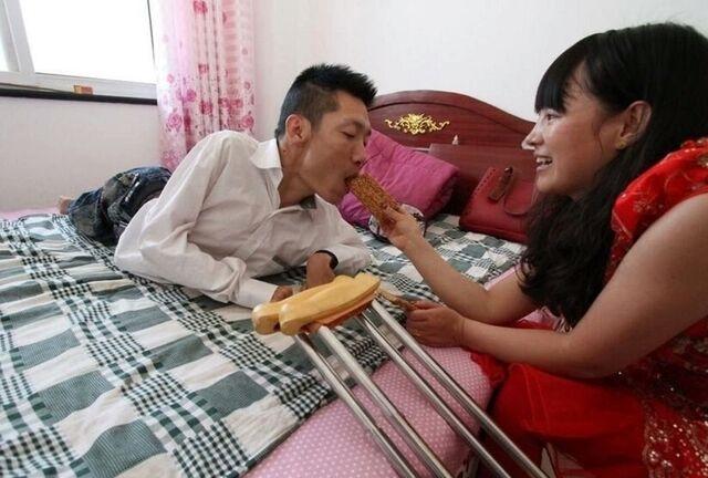 Cuoc song hanh phuc cua cap doi 'tan nhung khong phe'