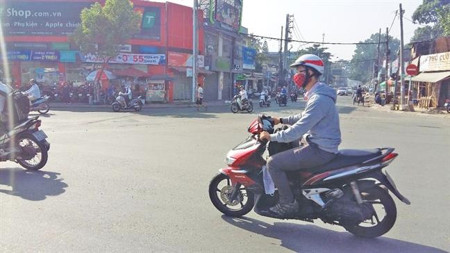 Du an cau vuot Nguyen Kiem - Nguyen Thai Son có nguy co chạm tién dọ