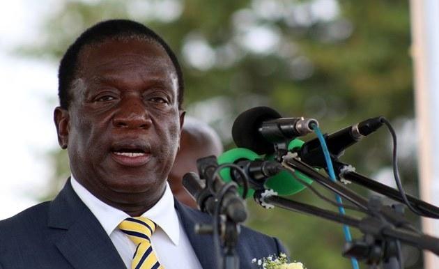 Tong thong Mugabe tu chuc, ai se lanh dao Zimbabwe?