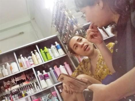 Đột nhập 'thẩm mỹ viện chồm hổm': 'Bác sĩ thẩm mỹ' trong tiệm làm tóc